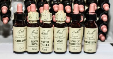 what are bach flower remedies